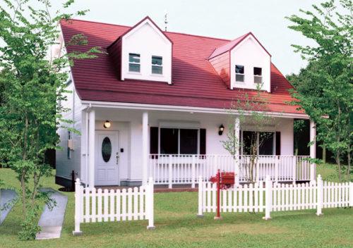 コテージハウス001