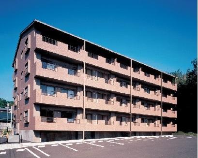 アパート001