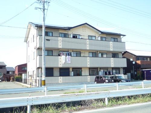 アパート011