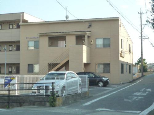 アパート012